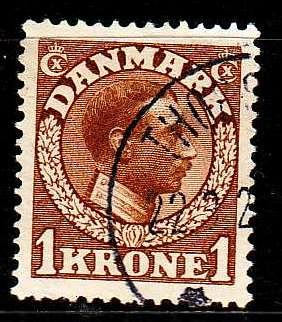 DÄNEMARK DANMARK [1913] MiNr 0075 ( O/used )