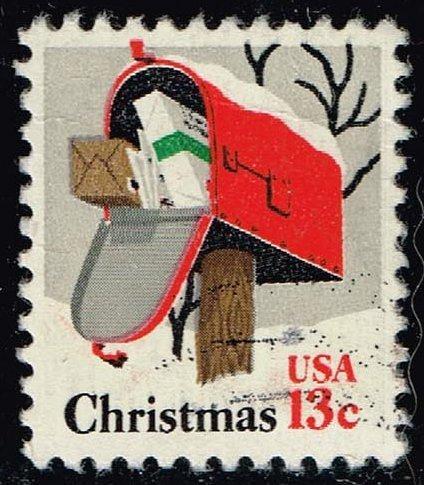 US #1730 Rural Mailbox; Used (5Stars) |USA1730-12