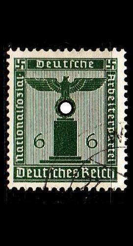 GERMANY REICH Dienst [1938] MiNr 0148 ( O/used )