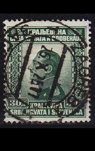 JUGOSLAVIA [1924] MiNr 0185 ( O/used )