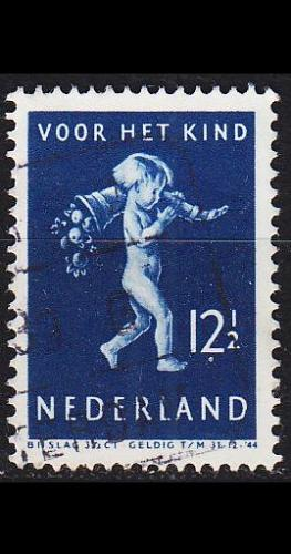 NIEDERLANDE NETHERLANDS [1939] MiNr 0340 ( O/used )