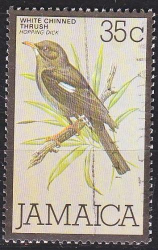 JAMAIKA JAMAICA [1979] MiNr 0476 ( O/used ) Vögel