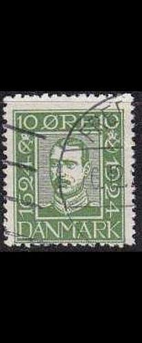 DÄNEMARK DANMARK [1924] MiNr 0140 ( O/used )