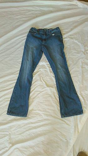 The Childrens' Place Stretch Bootcut Jeans- Size 14