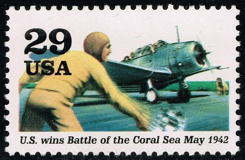 US #2697c World War II; MNH (3Stars) |USA2697c-01