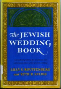 The JEWISH WEDDING BOOK :: FREE Shipping
