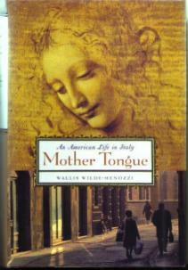An American Life in Italy :: MOTHER TONGUE :: HB w/ DJ :: FREE Shipping