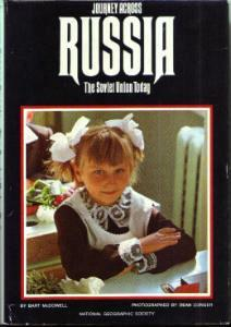 Journey Across Russia: The Soviet Union Today : 1977 HB :: FREE Shipping