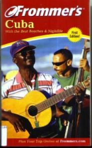 Pair of CUBA TRAVEL Books :: FREE Shipping