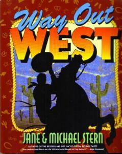 Way Out WEST Book for the Cowboy & Cowgirl in Everyone :: FREE Shipping