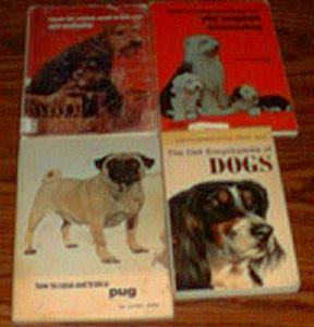 Lot of 8: Dog Related Books :: FREE Shipping