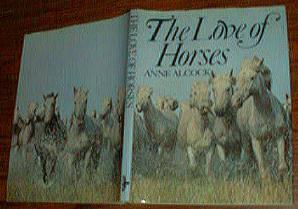 The Love of Horses HB w/ DJ :: FREE Shipping