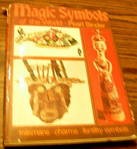 Magic Symbols of the World :: 1973 HB w/ DJ :: FREE Shipping