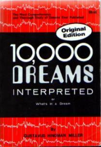 10,000 Dreams Interpreted :: FREE Shipping