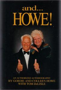 AND... HOWE! :: 1995 HB w/ DJ :: FREE Shipping