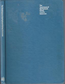 The Techniques of Springboard Diving :: 1969 HB :: FREE Shipping
