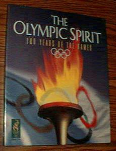 THE OLYMPIC SPIRIT :: 100 YEARS OF THE GAMES :: FREE Shipping