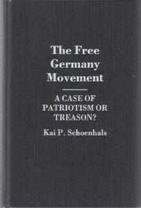 THE FREE GERMANY MOVEMENT :: 1989 HB :: FREE Shipping