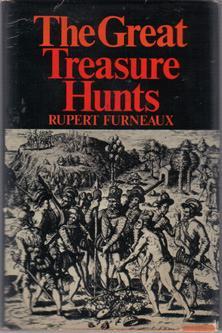 The Great TREASURE HUNTS :: 1969 HB w/ DJ :: FREE Shipping