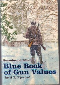 Blue Book of Gun Values :: 17th Edition :: FREE Shipping