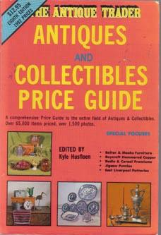 Antique Trader - Antiques and Collectibles Price Guide :: FREE Shipping