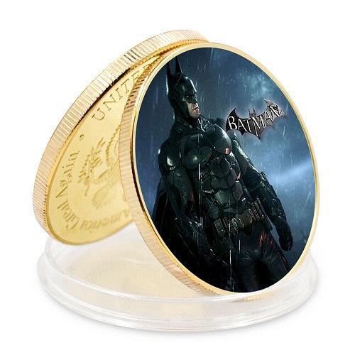 Batman uncirc. souvenir coin 2020 #1