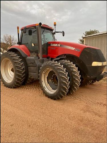 Case IH Magnum 290 Tractor