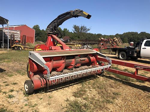Dion F41 Forage Harvester