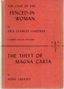 Case of the Fenced-In Woman / Theft of the Magna Carta :: FREE Shipping