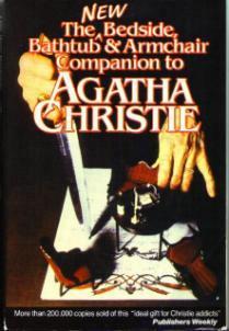 Bedside Bathtub & Armchair Companion to AGATHA CHRISTIE :: FREE Shipping