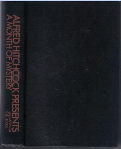 ALFRED HITCHCOCK PRESENTS: A MONTH OF MYSTERY : 1969 HB :: FREE Shipping