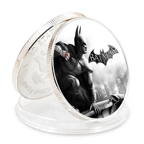 Batman uncirc. souvenir coin 2020 #2