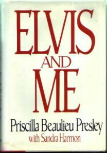 ELVIS AND ME :: 1985 HB w/ DJ by Priscilla Presley :: FREE Shipping