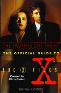 The Official Guide to The X Files :: FREE Shipping