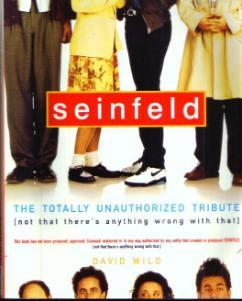 seinfeld :: THE TOTALLY UNAUTHORIZED TRIBUTE :: FREE Shipping
