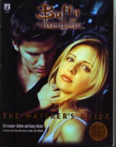 BUFFY the VAMPIRE SLAYER : The Watcher's Official Guide :: FREE Shipping