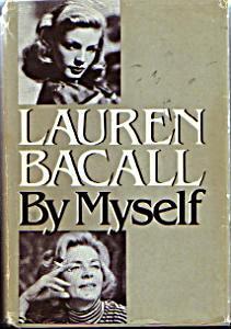 Lauren Bacall HB w/ DJ :: FREE Shipping