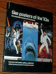 film posters of the 70s :: HB w/ DJ :: FREE Shipping