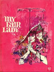 My Fair Lady 1964 HB :: FREE Shipping