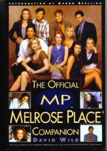 The Official MELROSE PLACE Companion :: FREE Shipping