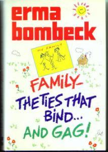 Pair of HBs w/ DJs by ERMA BOMBECK :: FREE Shipping