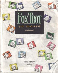 Lot of 2 FOXTROT Books :: FREE Shipping