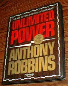 UNLIMITED POWER :: Anthony Robbins :: 6 Cassettes :: FREE Shipping
