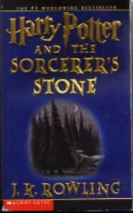 Harry Potter and The Sorcerer's Stone by J.K. Rowling :: FREE Shipping