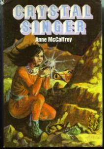 Pair of HBs w/ DJs by Anne McCaffrey :: FREE Shipping