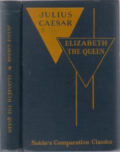 JULIUS CAESAR & ELIZABETH THE QUEEN :: 1954 HB :: FREE Shipping