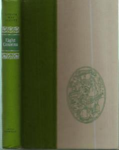 EIGHT COUSINS :: Louisa May Alcott :: 1958 HB :: FREE Shipping