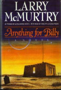 Pair of Books by Larry McMurtry :: FREE Shipping