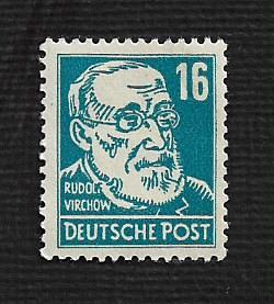 Germany Hinged Scott #10N35 Catalog Value $1.75