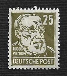 Germany Hinged Scott #10N38 Catalog Value $.35